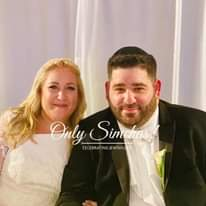 Wedding of Laurie Kracko and Chaim Greenberg! #onlysimchas