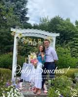 Engagement of Katie dinner (Cleveland) to Joey Spierer (staten island) #onlysimchas
