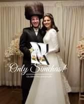 Wedding of Shlomy and Rivky Brach! #onlysimchas