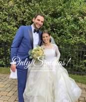 Wedding of Gabe Rosenfeld (Teaneck) to Devi Braun (Chicago) #onlysimchas