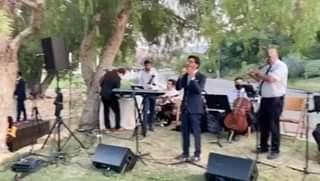Mazal Tov Ari & Esti Benchimol