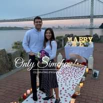 Engagement of Avery Bell (New Jersey) to