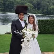 Wedding of Elchanan (Monsey) and Michal (Sea Gate) Vekselberg! #onlysimchas