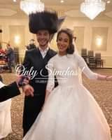 Wedding of Moishes and chaya ruchy heiyem! #onlysimchas