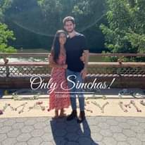 Engagement of Dorel Melloul (Brooklyn) Oria Itzchaki (queens) #onlysimchas