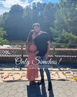 Engagement of Oria Itzhaky and Dorel Melloul! (New York) #onlysimchas
