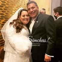 Wedding of Zak Chiger (West Hempstead) and Sara Tepper (Hollywood, FL)! #onlysimchas
