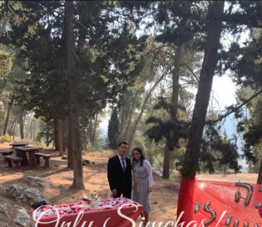 Engagement of Pnina Mendalovits&Shmulik Avramovits! #onlysimchas