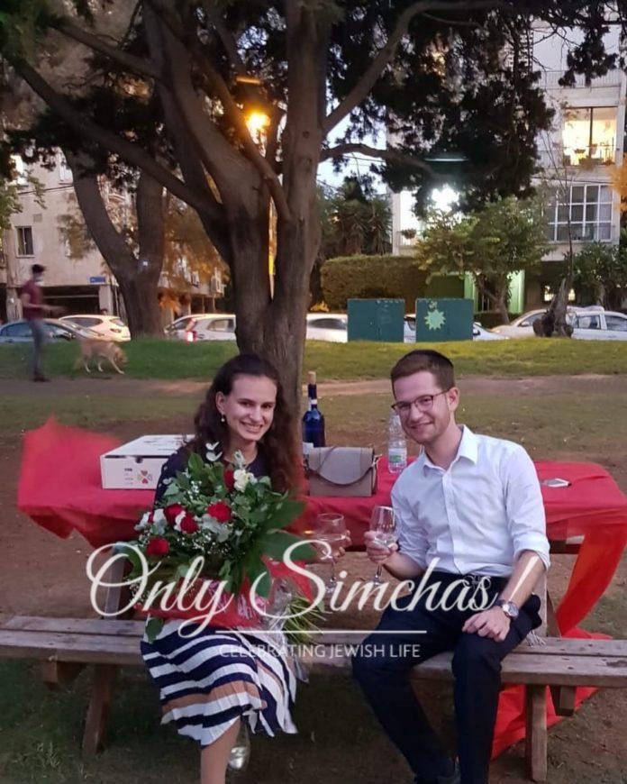 Engagement of Noa Katz&Daniel Tzuriel! #onlysimchas