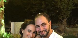 Wedding of Nirel and Tali Weisinger- Kakon! #onlysimchas