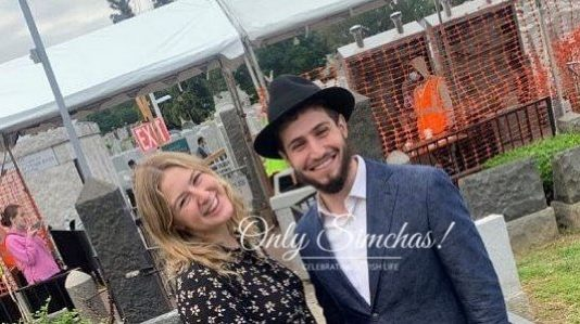 Engagement Of Moshe Blumberger {Pittsburg, PA} & Batya Naomi Kessler {LA, CA} #onlysimchas @YiddisheSimchas
