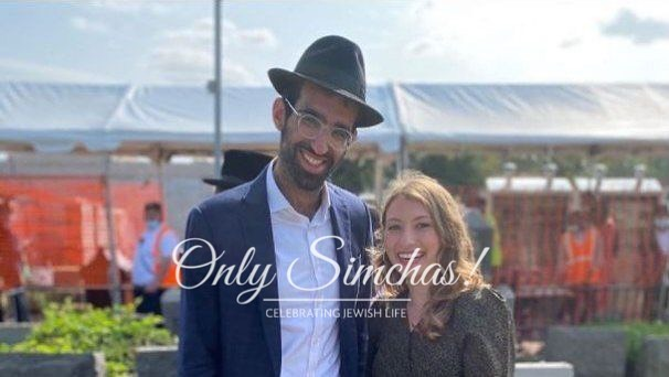 Engagement Of Dovid Feigenson & Rivky Chaimson {CH} #onlysimchas #spreadingsimchasforover20years #engaged #shesaidyes #thisisjewishlife